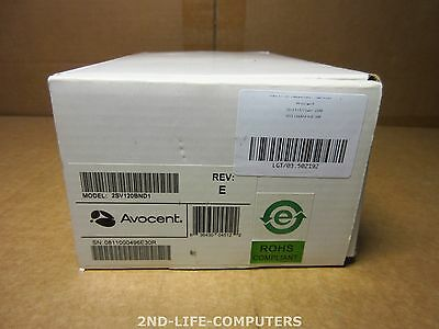 Avocent SwitchView 100 2SV120BND1 2-port USB KVM Switch 2048 x 1536 - NEW NEU