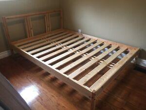 Ikea Fjellse Bed Frame - Double/Full - $50 OBO
