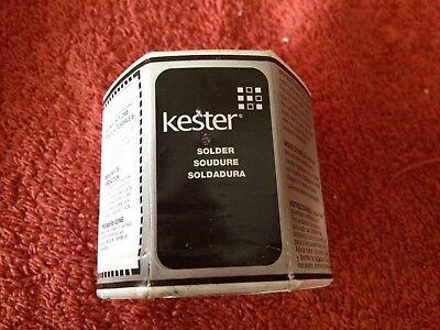 New Kester 24-6337-0027 0.031 .80mm Solder Rosin Core