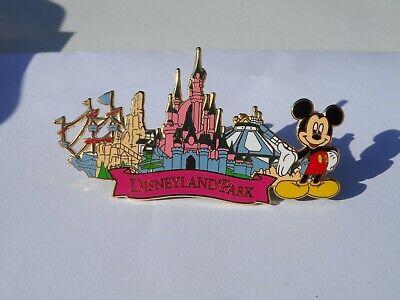 Mickey Mouse Disneyland Paris Disney Trading Pin!