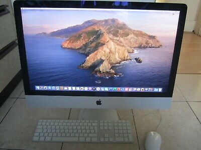 Apple iMac (Retina 5K, 27-inch, Mid 2015) Quad-Core Intel Core i5