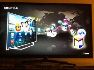 """60"""" Samsung 3D Plasma 1080P 600Hz Smart tv"""