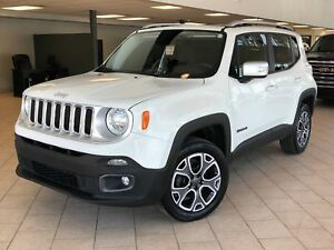 Jeep Renegade 4x4 Limited Toit Volant Chauffant