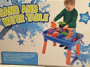Sand & water table North Melbourne Melbourne City Preview