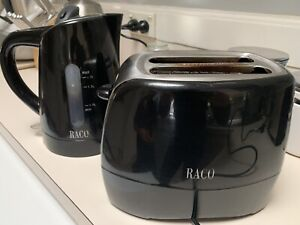 Raco Kettle and Toaster