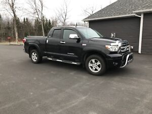 truck for sale toyota taundra 2012 mid condition