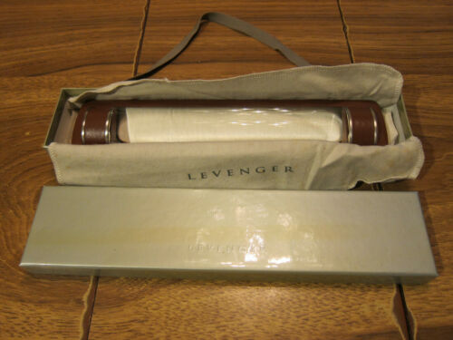 Levenger Magnifier Book Weight, Beautiful Espresso Color AB0275 ES