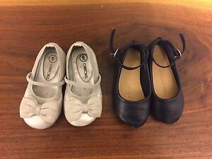 Toddler size 6 shoes (girls)