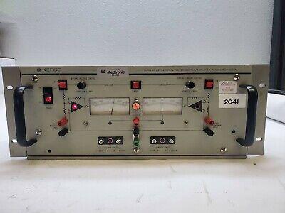 Kepco Bop1000m Bipolar High Voltage Power Supply