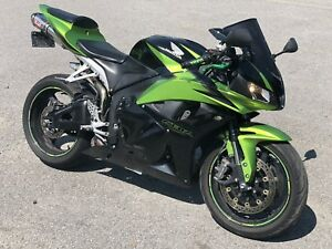 2009 Honda Cbr 600 Rr | New & Used Motorcycles for Sale in Ontario ...