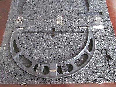 275mm - 300mm Starrett Blade Micrometer