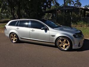 Holden Commodore 2011 BK performance sports wagon Moulden Palmerston Area Preview