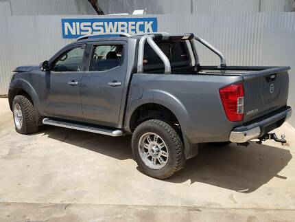 WRECKING NP300 NISSAN NAVARA ST-X 2017 ALL PARTS STOCK NO: N0043 Wingfield Port Adelaide Area Preview