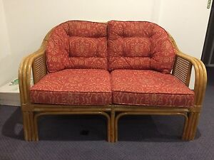 Cane sofa for sale Coledale Wollongong Area Preview