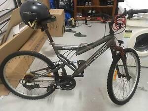 Repco Swith Mountain Bike + helmet + keylock Campsie Canterbury Area Preview