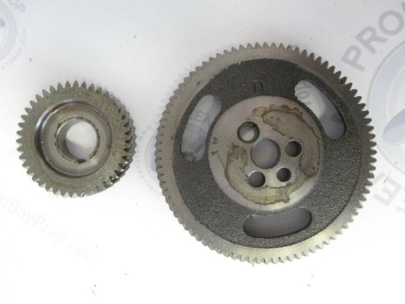 Gear Kit for Mercruiser Alpha V6 4.3 L Chevy GM Stern Drive 43-8241511