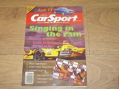 CarSport Magazine October 1998  FREE UK POSTAGE