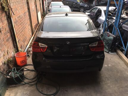 Bmw E90 325i 2006 black automatic now wrecking!! Northmead Parramatta Area Preview