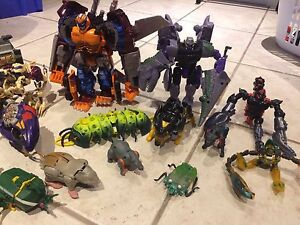 Transformers and power ranger action figures  Cambridge Kitchener Area image 2