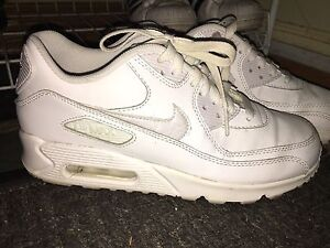 Nike Air Max White - Very good condition