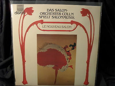 Das Salonorchester Cölln spielt Salonmusik