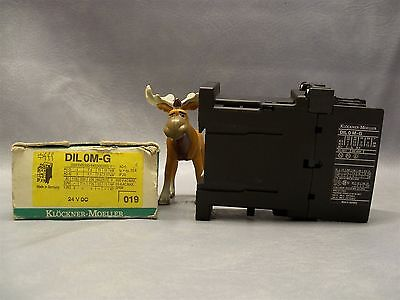 Dil0m-g Klockner Moeller Motor Contactor