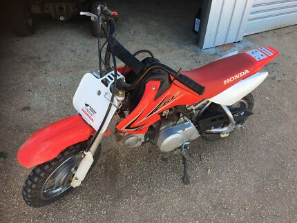 Honda CRF 50 in excellent used condition