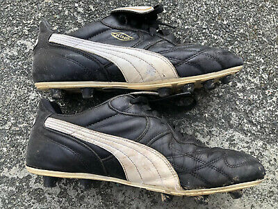 Puma King Football Boots Size 8 FG