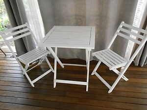 3 Piece outdoor table and chair setting Grafton Clarence Valley Preview