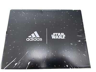 Adidas Ultraboost 19 Star Wars UK 10 Millennium Falcon Grey Boost, Brand New