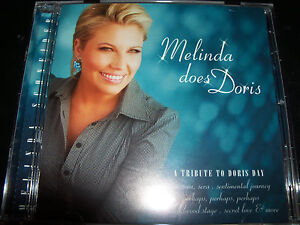 Melinda Schneider Does Doris A Tribute To Doris Day CD - New