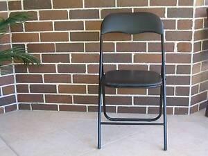 Folding Chairs Oatley Hurstville Area Preview