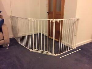 Baby Gate 47 Fence Safety Gates Gumtree Australia Moreland Area