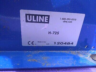 Uline Manuel Kraft Tape Dispenser H-725 Machine