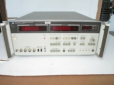 Hp 4275a Multi Frequency Lcr Meter Option 036
