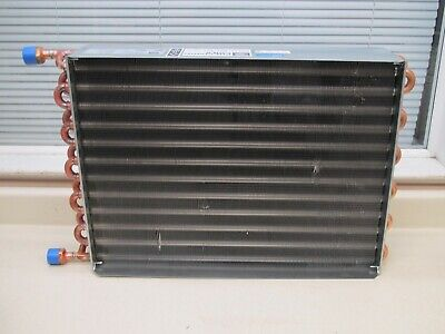 New Precision Coils W1021824h Hw58s02b10-18x24-rh 1800cfm Water Heating Coil