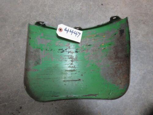 John Deere Late B clutch pulley shield B3124R #3