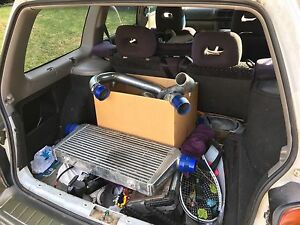 Subaru Forester gc8 fmic kit Bayswater North Maroondah Area Preview