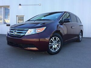 2013 Honda Odyssey EX-L, BACKUP CAM,  LEATHER, DVD PLAYER, SUNRO