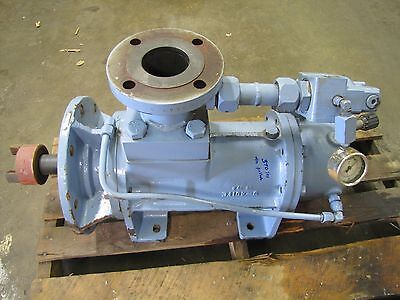 Imo A3dbc-275 3 Screw Hydraulic Pump 212gpm 500psi 2900rpm 1-78 Shaft Dia.