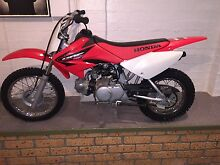 Honda CRF70  A1 condition Glenorchy Glenorchy Area Preview