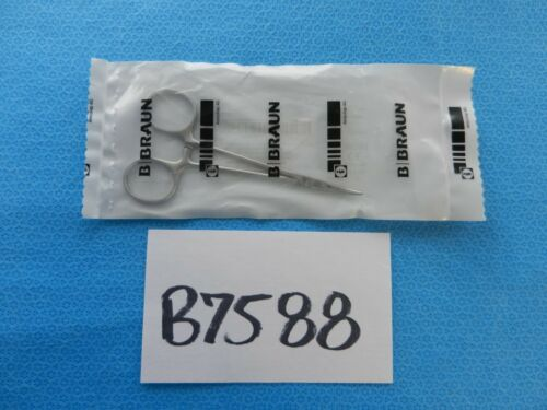 Aesculap Surgical Curved Halsted Mosquito Forceps BH111R NEW!!
