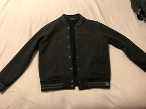 Brand new Polo Ralph Lauren Varsity Jacket