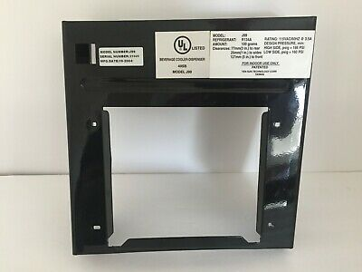 Jagermeister Tap Machine Model J99 - Shot Machine - Back Panel Only -