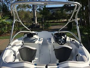 Sea Doo Speedster Twin 215 Rotax Supercharged Motors with Tower Lake Macdonald Noosa Area Preview