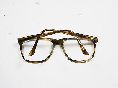 UOMO 'EDWARDS' BRILLE OPTICAL GLASSES 80s 80er 90s 90er VOGUE NERD VINTAGE (90s Nerd Glasses)