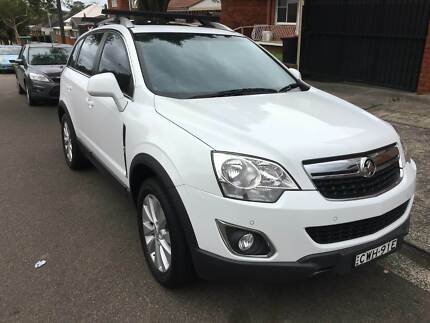 2014 Holden Captiva SUV AWD TURBO DIESEL AUTO - CHEAP Roselands Canterbury Area Preview