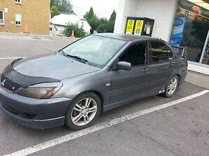 2006 Mitsubishi Lancer ralliart Berline