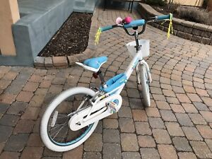 Kids bicycle for sale **ALMOST BRAND-NEW**