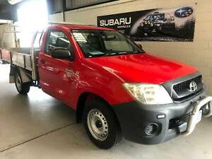 2010 Toyota Hilux 1 Owner 85,108 klm's Ascot Belmont Area Preview